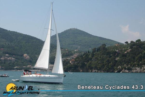 Beneteau Cyclades 43 1