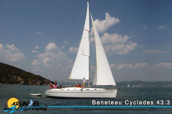 Beneteau Cyclades 43 2