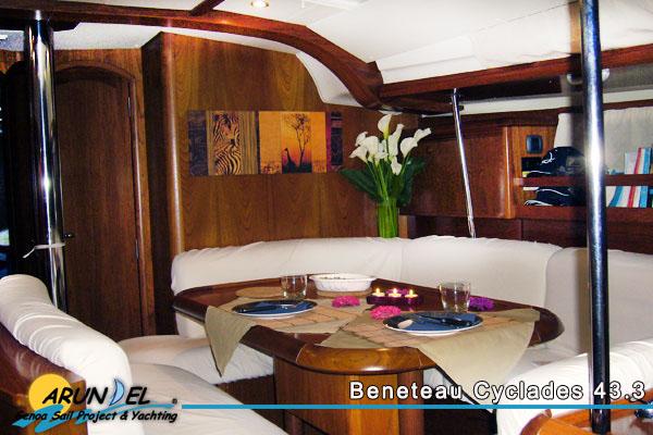 Beneteau Cyclades 43 3