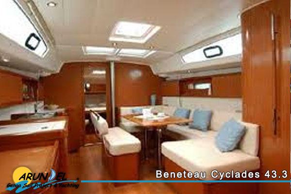 Beneteau Cyclades 43 5