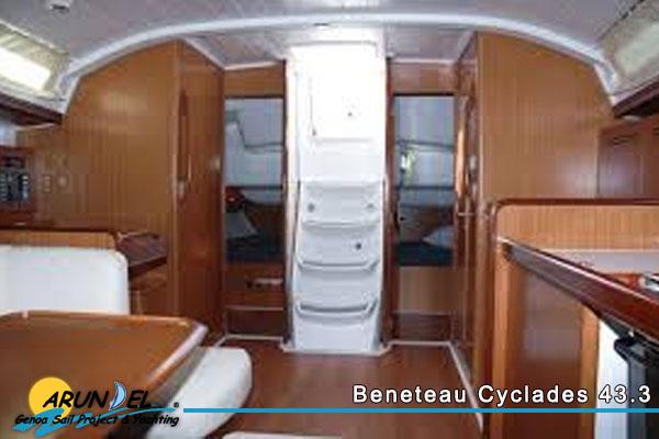 Beneteau Cyclades 43 7