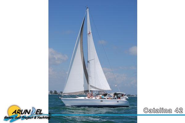 Catalina 42 4