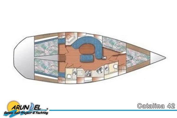Catalina 42 9
