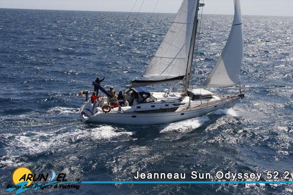 JEANNEAU SUN ODYSSEY 52 01