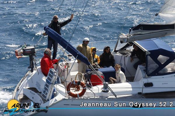 JEANNEAU SUN ODYSSEY 52 03