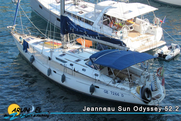 JEANNEAU SUN ODYSSEY 52 04