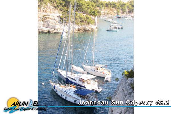 JEANNEAU SUN ODYSSEY 52 05
