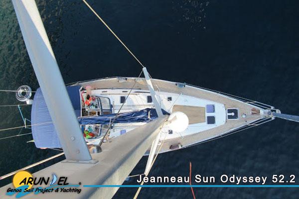 JEANNEAU SUN ODYSSEY 52 09