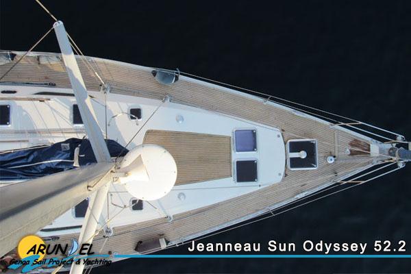 JEANNEAU SUN ODYSSEY 52 10